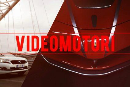 Videomotori Puntata 9 SD/HD Palinsesto 18/19