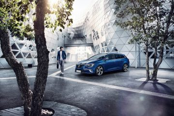 Renault amplia gamma Talisman con station wagon Sporter