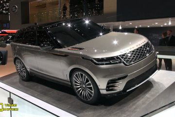 Land Rover e Jaguar al Salone di Ginevra 2017
