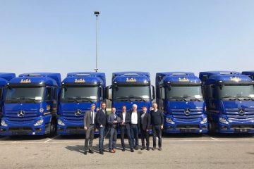 T&TI Cargo Line sceglie Mercedes-Benz Trucks