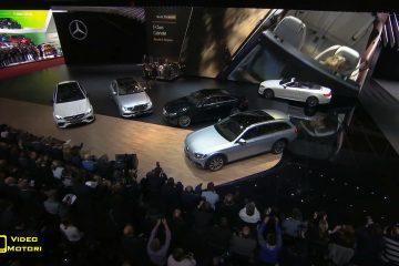 Mercedes-Benz al Salone di Ginevra 2017