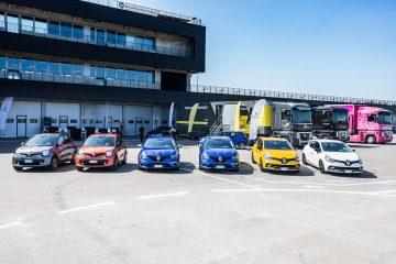 Renault GT e Sport, una gamma articolata su Twingo, Clio e Megane