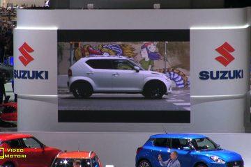 Suzuki al Salone di Ginevra 2017