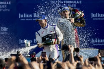 Formula E – Terzo posto in campionato per il DS Virgin Racing