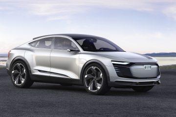 Audi continua sulla strada dell'elettrico con E-Tron Sportback concept