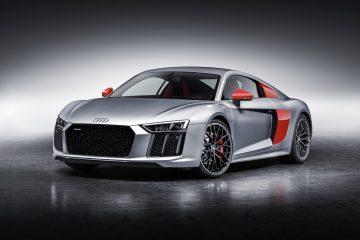 AUDI R8 In Edizione Audi Sport Uno Splendore Che Non Vedremo In Italia