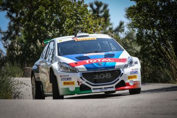 Peugeot Hightlights CIR – Rally di Sanremo