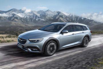 Nuova Insignia Country Tourer ammiraglia Opel con il fascino dell'offroad