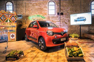 Renault Twingo con cambio automatico EDC