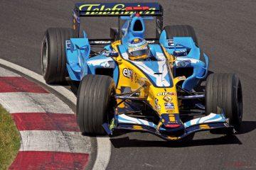 Renault Celebra 40 Anni Di Storia In Formula 1 Ai Classic Days