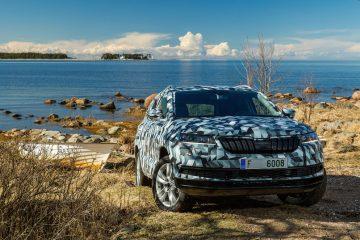 Il Nuovo Suv Compatto Škoda Karoq