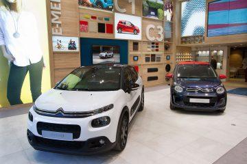 """Citroën Inaugura Nuovo Concept Per I Punti Vendita: """"La Maison Citroën"""""""