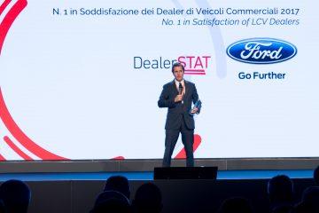 Ford Veicoli Commerciali Brand Numero 1 In Italia Per Soddisfazione Dealer