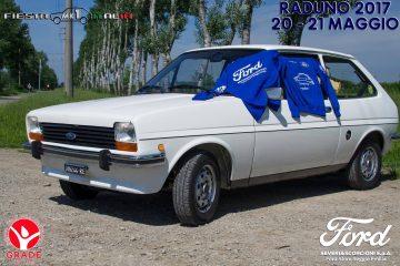 La Ford Fiesta Mk1 Torna A Brillare Di Luce 'Dorata'