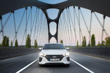 La Famiglia Hyundai IONIQ Si Completa Con La Plug-In Hybrid