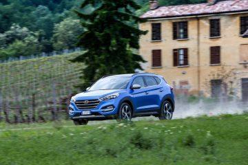 Hyundai rinnova gamma Tucson con la Nuova Sound Edition