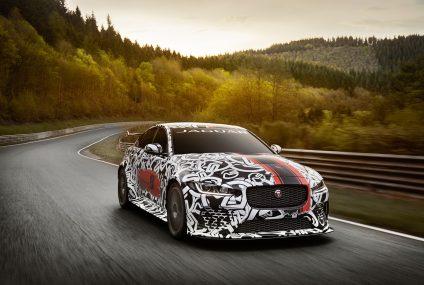 Arriva Xe Sv Project 8:  La Jaguar Dalle Prestazioni Più Estreme Di Sempre
