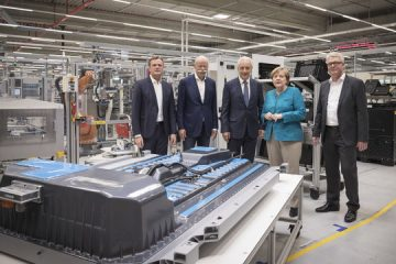Nuova fabbrica batterie firmata Daimler