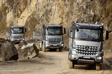 I weekend di Maggio insieme ai partner Mercedes-Benz Trucks