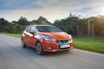 Nuova Nissan Micra Completa La Gamma Con Un Mille A Benzina