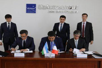 Accordo tra SC Uzavtosanoat e Groupe PSA per joint venture