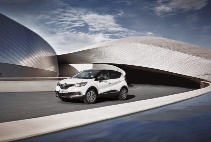 Renault Rinnova Il Suo Crossover Compatto Captur