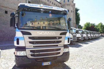 Scania e Formula Ambiente in Romagna verso un trasporto sostenibile