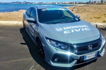 Honda è Sponsor e Auto & Moto Ufficiale del 100° Giro d'Italia