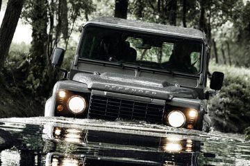 Arriva Icon, Il Libro Ufficiale Sulle Serie Dei Modelli Land Rover E Defender