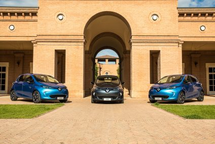 Nuova Renault Zoe: Easy Electric Life
