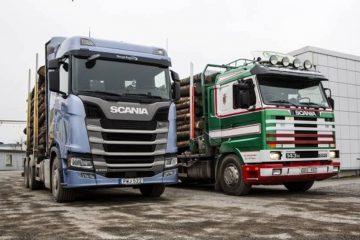 Scania: Consumi Ridotti Del 25% In 24 Anni