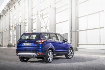 Nuova Ford Kuga, tecnologie avanzate per un'esperienza di guida superiore