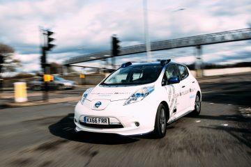 Guida Autonoma Nissan: i primi test su strada in Europa