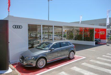 Ricarica Elettrica Audi In Tutta la Costa Smeralda