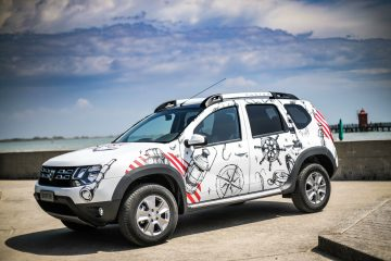 Dacia presenta Duster Strongman forza e robustezza all'ennesima potenza