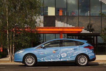 Apre a Londra Ford Smart Mobility Innovation Office