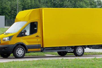 Ford a Emissioni Zero per Deutsche Post e StreetScooter