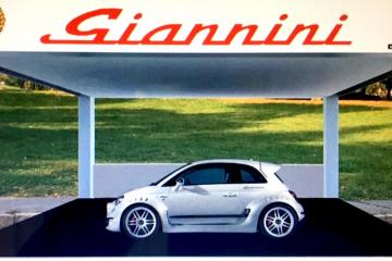Torna il marchio Giannini con la 350gp Anniversario
