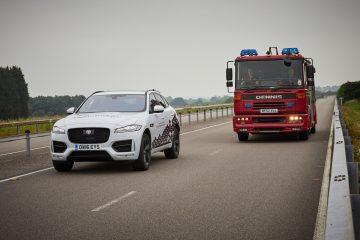 Guida Autonoma In Città Per Jaguar Land Rover