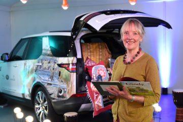 Jaguar Land Rover Illumina Un Milione Di Vite In Kenya
