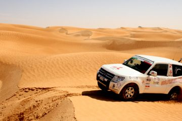 Raduno Mitsubishi Club Italy in Marocco
