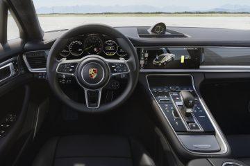 La Turbo S E-Hybrid diventa il modello più potente della gamma Panamera