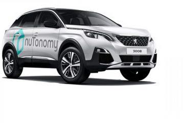 Innovation days Peugeot provate auto a guida autonoma