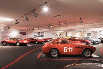 """Il Museo Ferrari si amplia e inaugura due mostre """"Under the Skin"""" e """"Rosso infinito"""""""