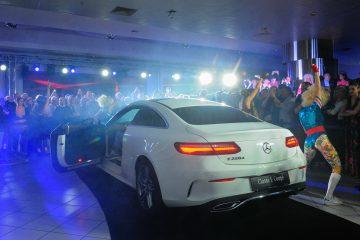 Notte Magica targata Mercedes-Benz Roma