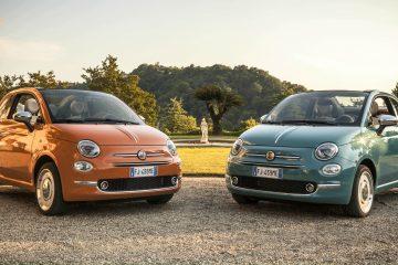 Fiat 500, 60 anni di storia: forever young