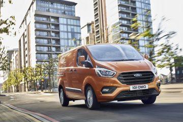 Transit Custom si Rinnova, Ford migliora il suo ONE TON