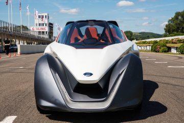BladeGlider Nissan a Goodwood: 70 anni di veicoli elettrici