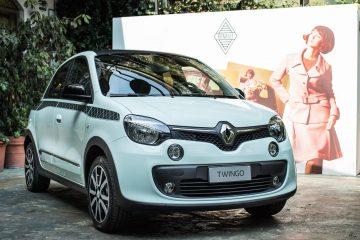 Parisienne C'est Chic nuova serie limitata di Renault Twingo