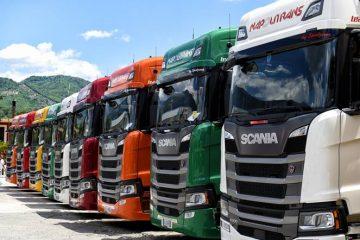 100 Scania per la flotta a temperatura controllata Napolitrans